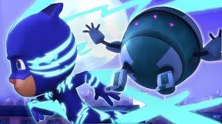 PJ Masks Super Pigiamini ⭐ Robot! ⭐ Nuovi Episodi | Cartoni Animati