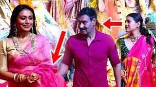 Rani Mukherjee को देख पागल हुए Ajay Devgan फिर Kajol ने लिया बदला || Watch Full Video