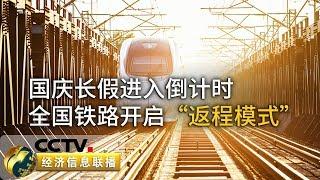 《经济信息联播》 20191006  CCTV财经