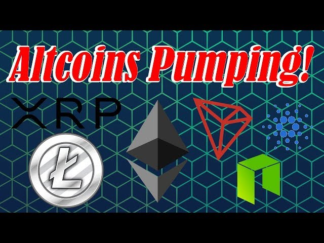 🔴 Bitcoin Live : ETH, XRP, ADA, LTC, Altcoins Pumping!  Ep. 679 - Technical Analysis