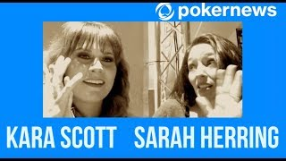 LIVE with Kara Scott at 888poker Live in London Part Two