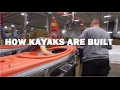 How kayaks are built