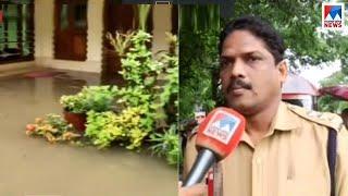 തൃശൂരില് 100ലേറെ കുടുംബങ്ങള് പ്രളയക്കെടുതിയില്  Thrissur - report