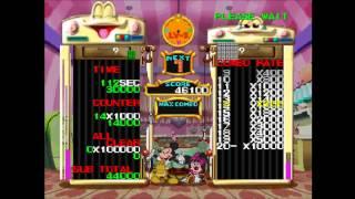 Magical Tetris Challenge - Mickey - Very hard + Expert Gameplay