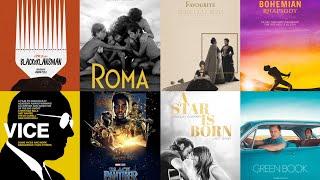 """Оскар 2019. Обзор номинации """"Лучший фильм года"""""""