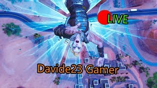 Live Fortnite (ITA) - Vittorie reali e dove trovarle xD !! - 310+ wins 8,300 kills