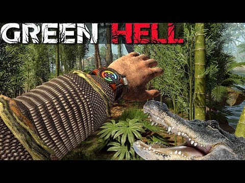Armored Up | Green Hell Gameplay | S2EP16