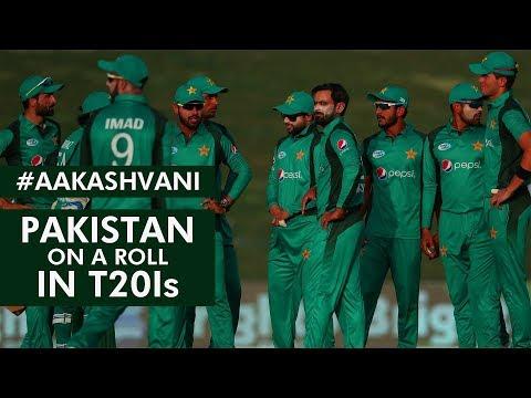#Pakistan: Best T20I Team in the World: #AakashVani