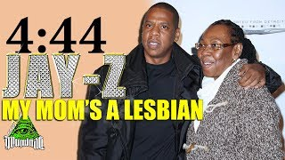 Jay-Z outs his mom, Gloria Carter being a lesbian on 4:44 album