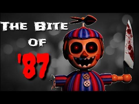 The Bite of '87- Kto kogo dziabnął? Fnafowe teorie #5
