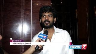 Director Vignesh Shivan on winning style icon award