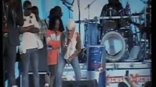 vuclip Vybz Kartel ft Jah Vince, Merciless, Shawn Storm & Lisa Hype Performance At Black River PT 2 2009