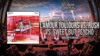 Download Lagu L'Amour Toujours vs. Sometimes vs. Rush vs. Sweet But Psycho (David Guetta Mashup) mp3