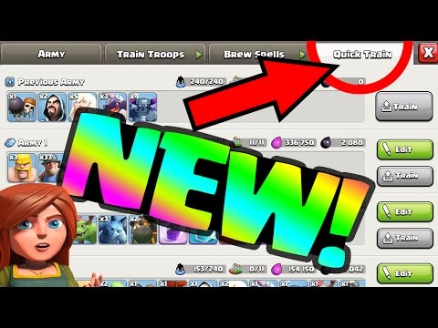 Clash of Clans UPDATE - It's a WHOLE NEW SYSTEM!