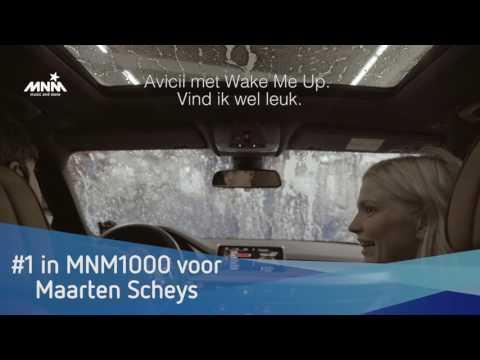 MNM1000: Julie Van den Steen gaat langs bij De Wasstraat
