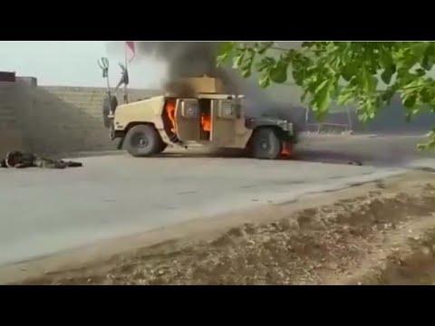 Taliban Attack Prompts US A-10 Response Mp3