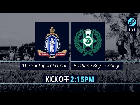GPS Rugby 2016: The Southport School v Brisbane Boys' College