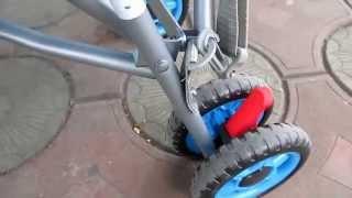 Складная коляска трость - советы по выбору