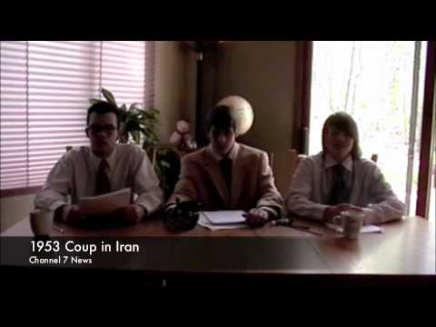 1953 CIA Coup in Iran History Project