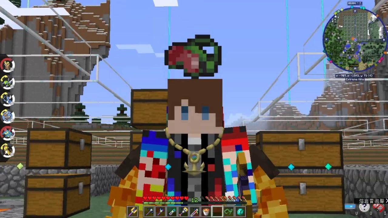 朱雀龍風 | Minecraft精靈寶可夢第二季之工匠第7集 | 繁殖寶可夢