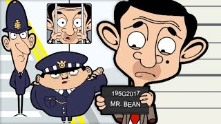 Bean in JAIL | (Mr Bean Cartoon) | Mr Bean Full Episodes | Mr Bean Official