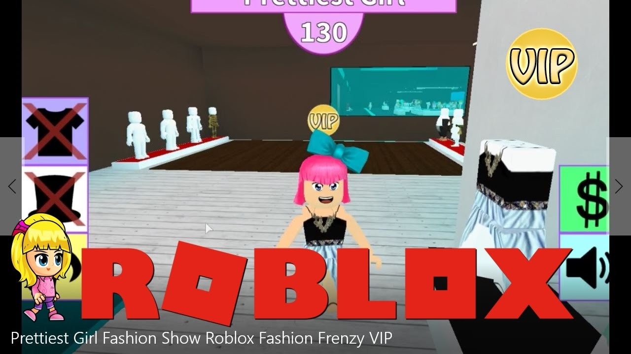 Fashion Frenzy game, a free girl game on girl games club 41
