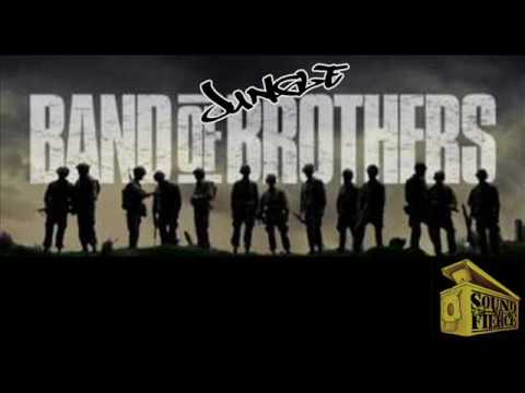 BAND OF JUNGLE BROTHERS (OFFICIAL MIX) - XLUTHER