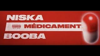 Niska - Médicament ft. Booba (Lyric vidéo)