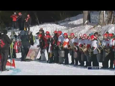 Tour de Ski 2011/2012: Alpe Cermis (part 3/4)