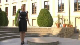 Порог к звездам. Пражский град.  Собор Святого Вита.(Последняя вершина основного треугольника Праги. Самое посещаемое туристами место. Энергия власти,энергия..., 2011-06-05T22:57:05.000Z)