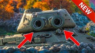 New Double Barrel Gun System!? World of Tanks ST-II Closed Testing