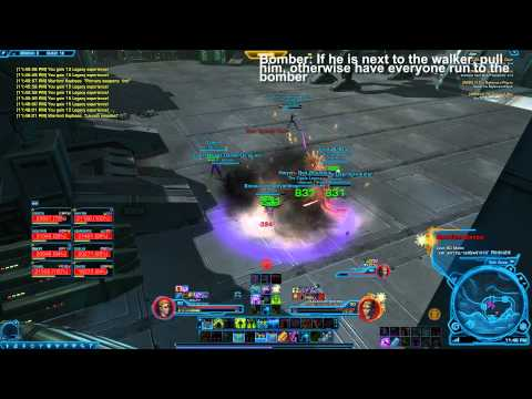 SWTOR- Nightmare Kephess 8m Guide - Explosive Conflict