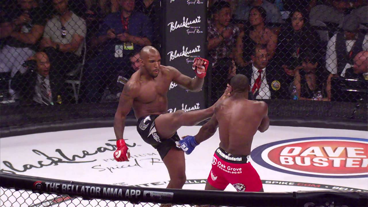 Bellator 154: Lo Que Nos Espera - Phil Davis vs. King Mo