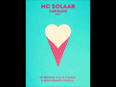 Mc Solaar - Caroline Paroles/Lyrics