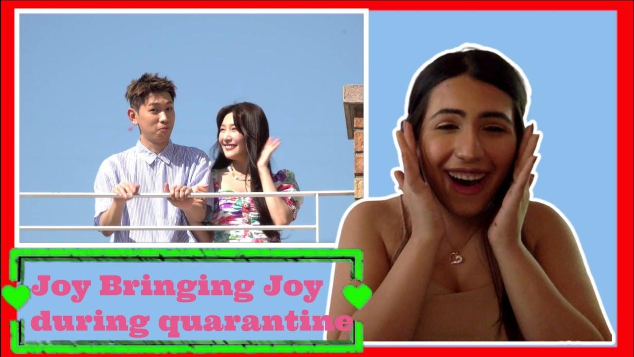 Crush - Mayday (Feat. Joy) MV Reaction Cute Story - YouTube
