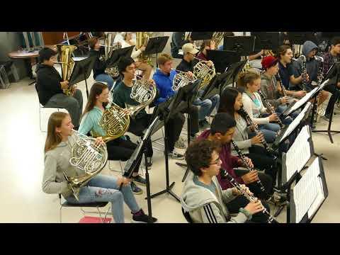 Festive Overture _ Santa Cruz High School Concert Band 2020