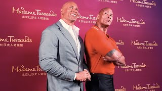 Dwayne Johnson's Electrifying Visit to Beijing, China for Hobbs & Shaw