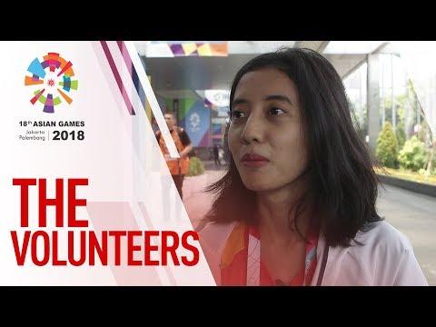ASIAN GAMES 2018 - BANGGA JADI VOLUNTEER