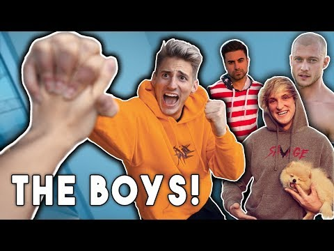 Thumbnail: THE BOYS ARE FINALLY BACK TOGETHER! (Reunited)