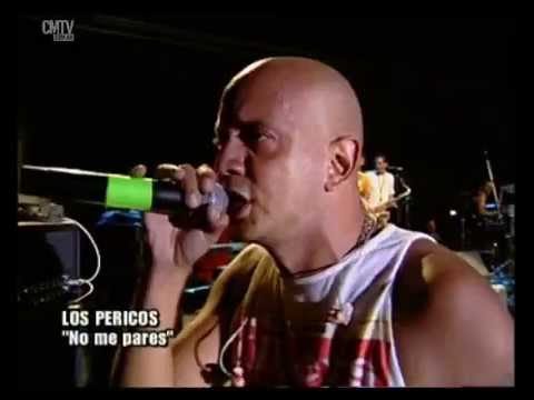 Pericos - No me pares (San Pedro Rock I - 2003) mp3