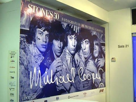 Una Muestra De Fotos Inéditas De Los Rolling Stones Hasta El 9 De Marzo En El C.C. Borges.
