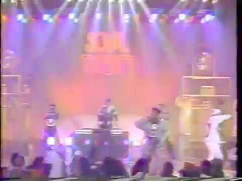 Soul Train 87 Performance  Public Enemy  Rebel Without A Pause!