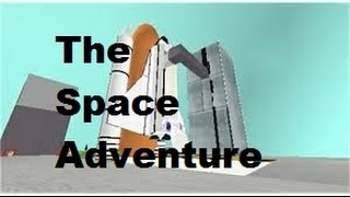 ROBLOX Movie - The Space Adventure