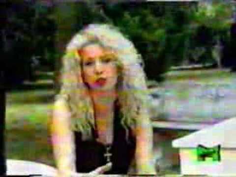 Ivana Spagna Intervista 1991 parte1