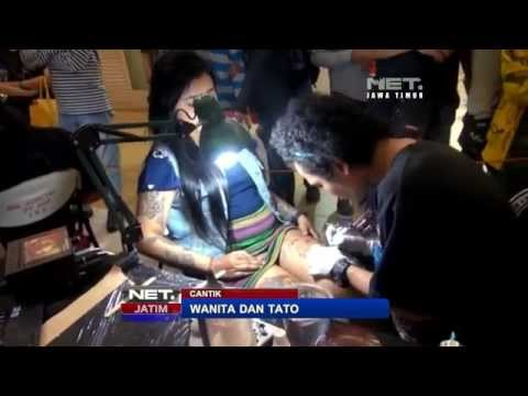 Wanita dan Tato - NET Jatim