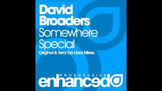 David Broaders - Somewhere Special (Terry Da Libra Remix)
