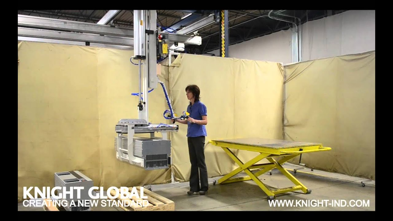 Easy Lift Assist Arm : Knight global vertical torque arm a c unit lift and