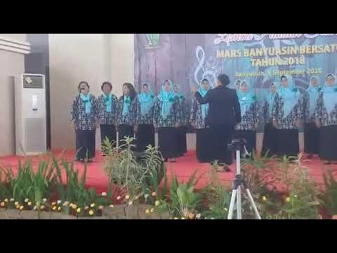 Lagu Daerah Banyuasin 'Cetek Bekanti'