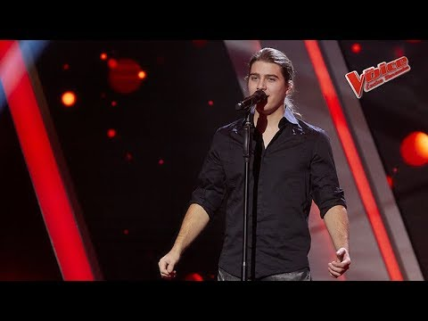 Jaromír Bartoš - Adam Lambert : What Do You Want | The Voice Česko Slovensko 2019