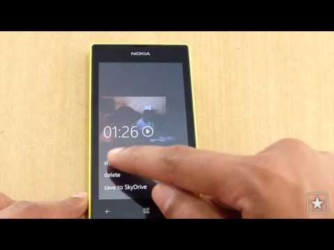 HOW TO: Windows Phone 8 Bluetooth File Transfer - Songs & Videos